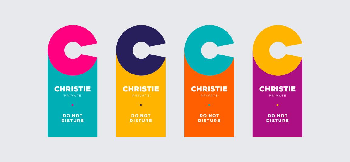 Christie Do Not Disturb Images