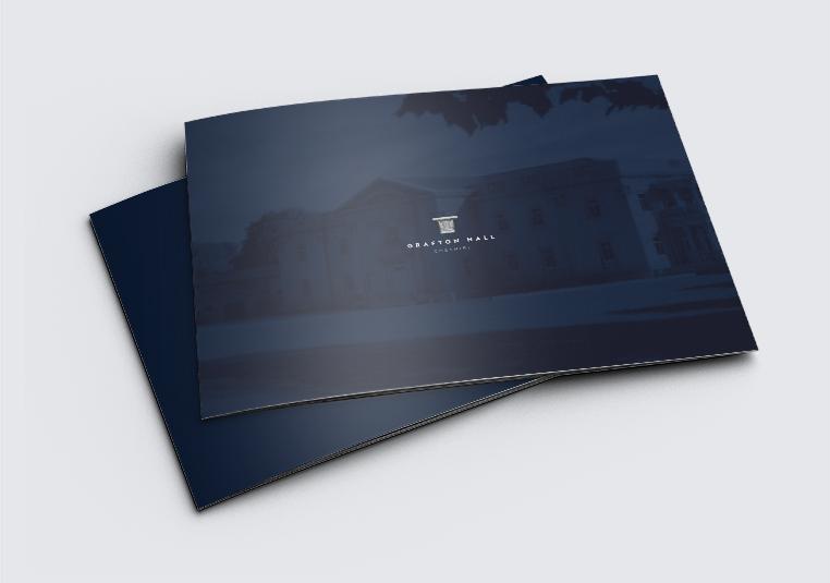 Grafton Hall Brochure Cover