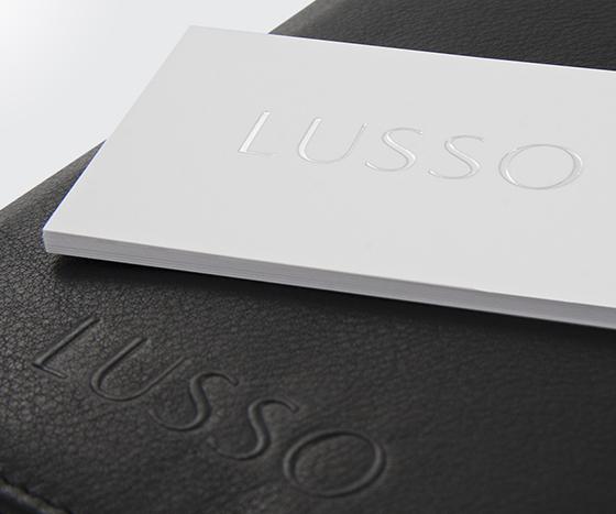 Lusso - Branding