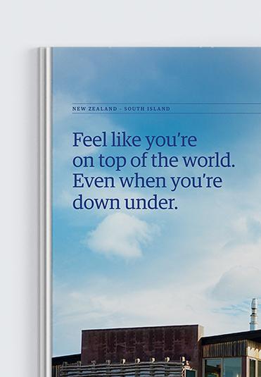 Worldwide Ad Magazine Mock Up